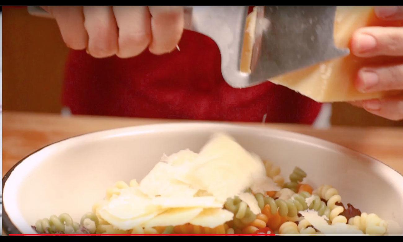 La Juvenil Pastas Frescas -Ensalada