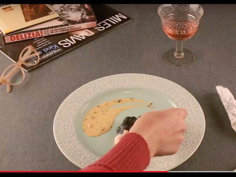 La Juvenil Pastas Frescas - Copete salmonero