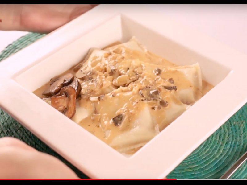 La Juvenil Pastas Frescas - Panzotti suizo